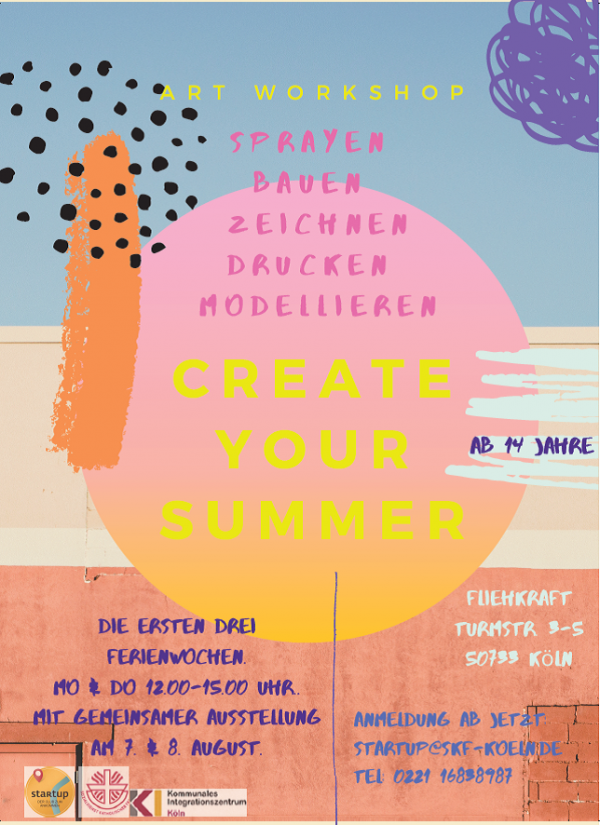 Create your summer